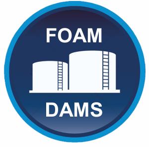Foam Dams